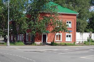 Общежитие Полежаевская
